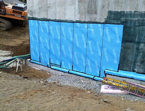 What Is Blue Skin Proofing?