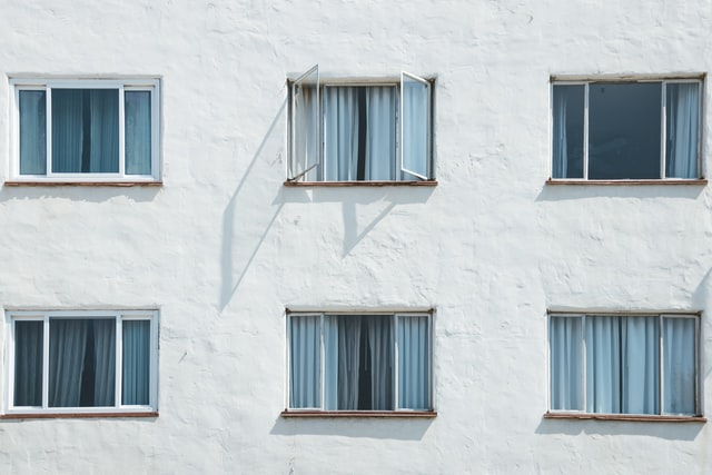 stucco exterior