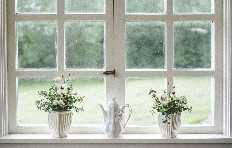windows and window sil