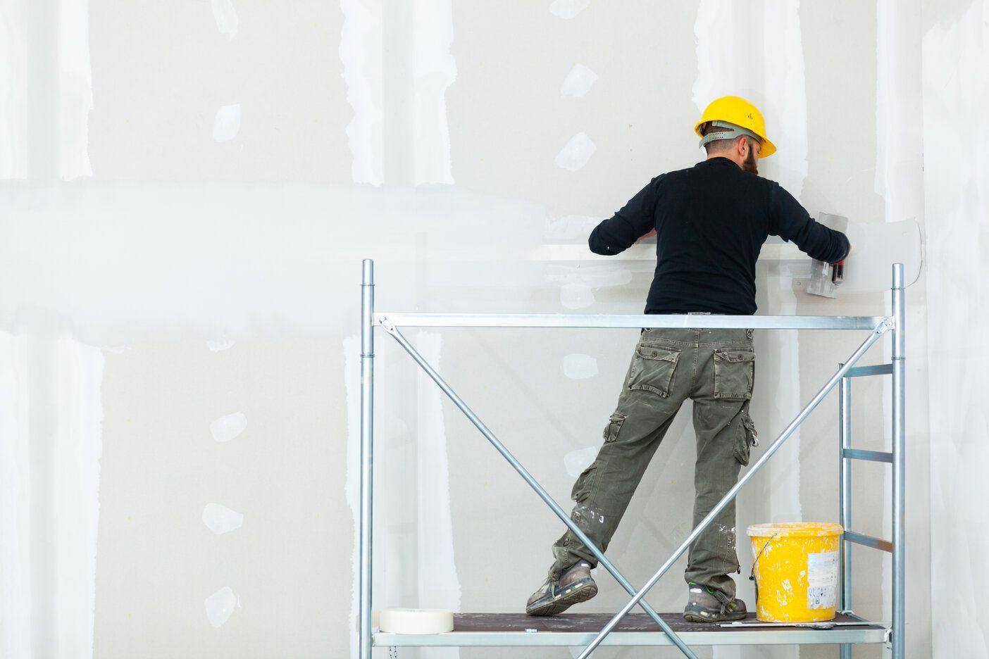 stucco plastering